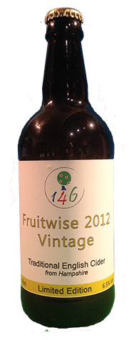 Fruitwise 2012 Cider